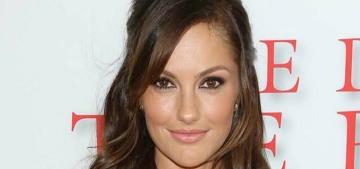 Harvey Weinstein asked Minka Kelly to be his 'girlfriend' during a business meeting