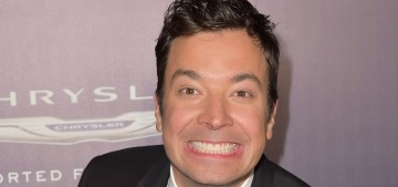 Jimmy Fallon won't turn anti-Trump: 'I don't really even care that much about politics'