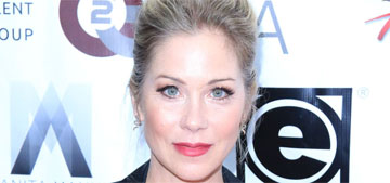 Christina Applegate got her ovaries & fallopian tubes removed to prevent cancer