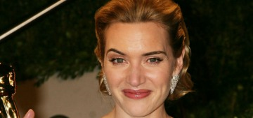 Kate Winslet didn't thank Weinstein when she won her Oscar: 'that was deliberate'