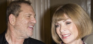 Anna Wintour, Michael Moore & Courtney Love talk about Harvey Weinstein