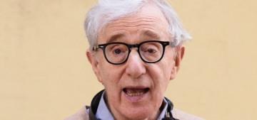 Woody Allen clarifies about 'feeling sad': Harvey Weinstein is a 'sad, sick man'