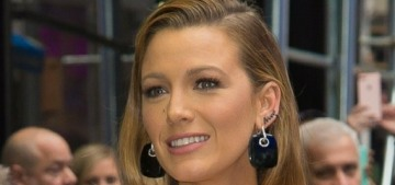 Blake Lively changed outfits seven times in one day: too much or fabulous?