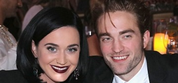 E!: Robert Pattinson 'has been leaning a lot' on Katy Perry, post-breakup