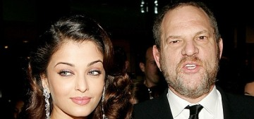 Harvey Weinstein wanted to get Aishwarya Rai 'alone in a room' in 2003