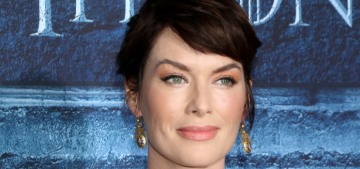 Lena Headey tells a horrifying story about rejecting Harvey Weinstein twice