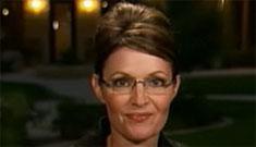 Sarah Palin says Letterman joked about 'statuatory rape of my daughter'