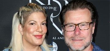 Dean McDermott's ex: he goes on luxury vacations but stopped paying child support