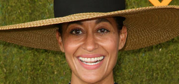 Tracee Ellis Ross: 'women are beautiful in all sizes, colors and ages'