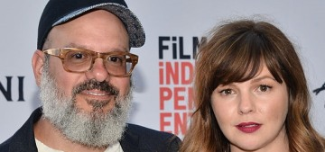 Amber Tamblyn: Don't hold women accountable for their partners' actions