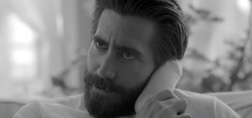 What in the world is going on with Jake Gyllenhaal's Calvin Klein commercial?