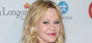 Melanie Griffith has epilepsy and it took 20 years for her to get diagnosed