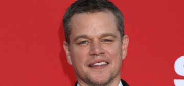Matt Damon knows 'a lot of great men' who don't 'use their power' like Weinstein