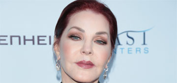 Priscilla Presley denies quitting Scientology after reports she'd 'had enough'