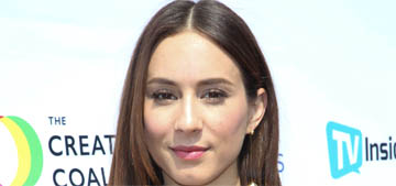 Troian Bellisario wants Photoshopped ads to have warning labels