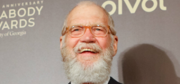 David Letterman: Patriotism is 'supporting your government when it deserves it'