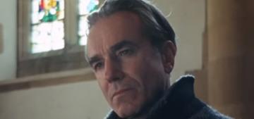 OMG, Daniel Day Lewis's last movie, 'Phantom Thread', looks completely amazing