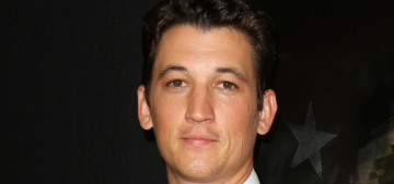 Miles Teller on his well-earned douchebag reputation: 'I know who I am'