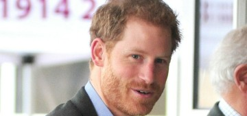 Prince Harry has 'never toasted marshmallows over a campfire', they're 'too sweet'
