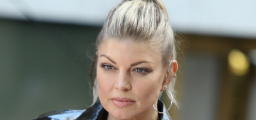 Fergie on her son with ex Josh Duhamel: 'We forever have that project together'