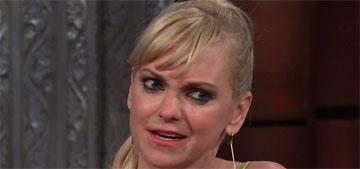 Anna Faris admits Chris Pratt was her jumpoff, she dumped first husband by phone