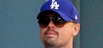 Leonardo DiCaprio's latest hookup/girlfriend is a 19-year-old named Juliette