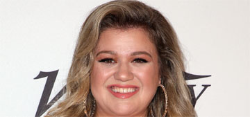 Kelly Clarkson: 'I've never contemplated suicide because of my weight'