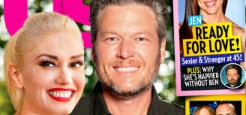 Us Weekly: Gwen Stefani, 48, and Blake Shelton, 40, are really trying to get pregnant