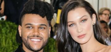 Relationship drama: Drake, The Weeknd, Justin Bieber, Bella Hadid & Selena Gomez