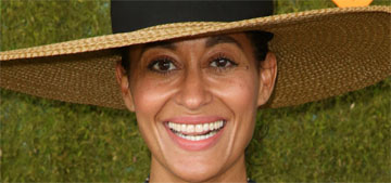 Tracee Ellis Ross: Michelle Obama 'an antidote to false representations of black women'
