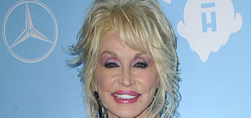 Dolly Parton's mom once sewed her toes back on with a quilting needle