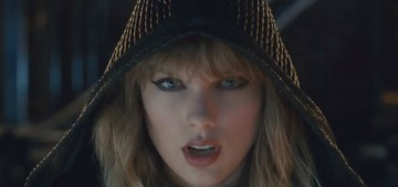 Taylor Swift's 'Ready For It' music video is about Tay-bot 2.0′s electrical force field?
