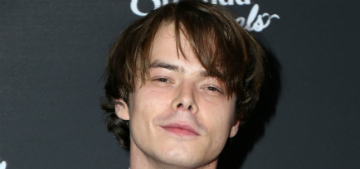 Charlie Heaton denied entrance to US for cocaine, missed Stranger Things premiere