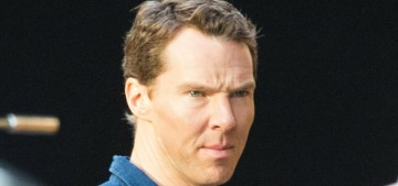 Is anyone interested in Benedict Cumberbatch playing a posh lothario?