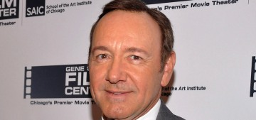 The LGBTQ community is not here for Kevin Spacey's 'coming out' statement