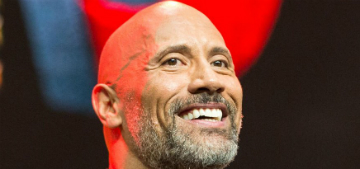 The Rock: 'The People's President has a really nice ring to that'