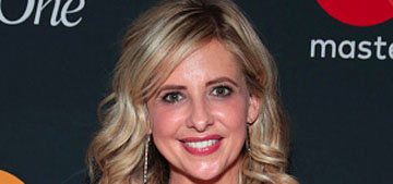 Sarah Michelle Gellar: I go to Target for three things and walk out with 455