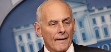 John Kelly, chief culture warrior: 'Robert E. Lee was an honorable man'