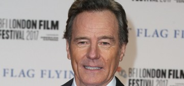Bryan Cranston: It's 'egotistical' for anyone to hope that Donald Trump fails