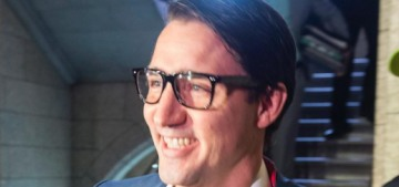 Please enjoy PM Justin Trudeau's 'Sexy Clark Kent' Halloween costume