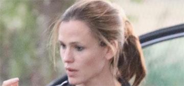 Jennifer Garner, Ben Affleck and more celebrities out on Halloween night