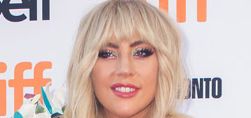 Lady Gaga, 31, is engaged to CAA agent Christian Carino, 48