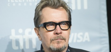 Prediction: Gary Oldman's Oscar campaign will not go smoothly this year