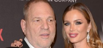 People Mag: Georgina Chapman will 'never' take Harvey Weinstein back