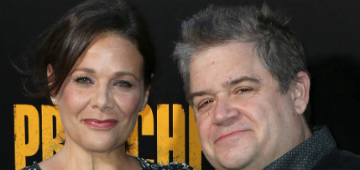 Patton Oswalt marries Meredith Salenger 8 months after they met