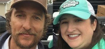 Matthew McConaughey surprises Kentucky residents with free turkeys