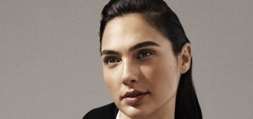 Gal Gadot: 'I'm like a Labrador puppy—I just need to be with someone'