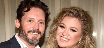 Kelly Clarkson thought she was asexual before she met her husband