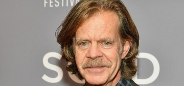 William H. Macy on Harvey Weinstein: 'Of course people knew. A lot of people knew'