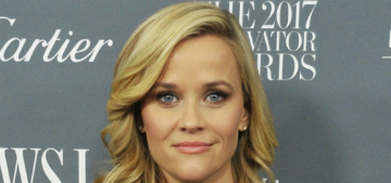 Reese Witherspoon: We haven't 'been seeing the full female experience' in media